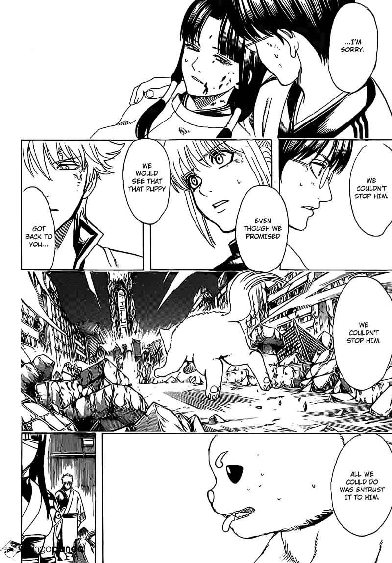 Gintama Chapter 656  Online Free Manga Read Image 12