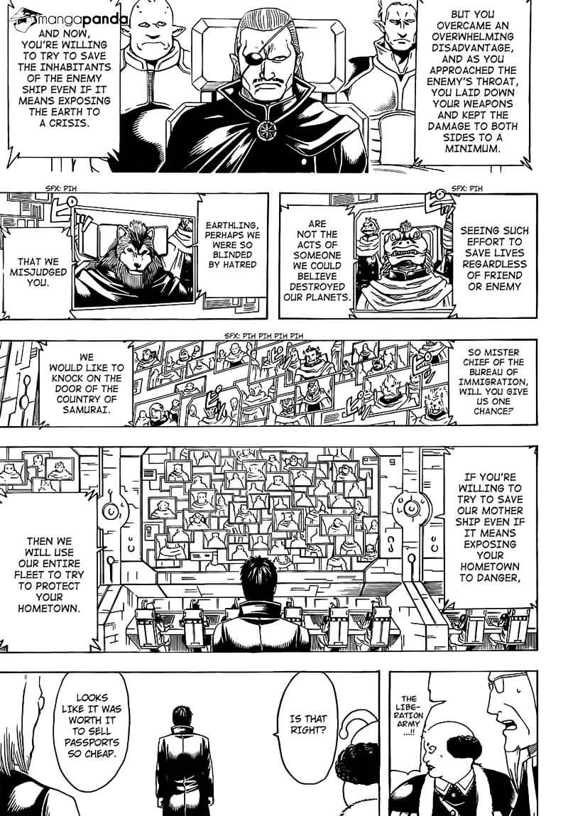 Gintama Chapter 656  Online Free Manga Read Image 17