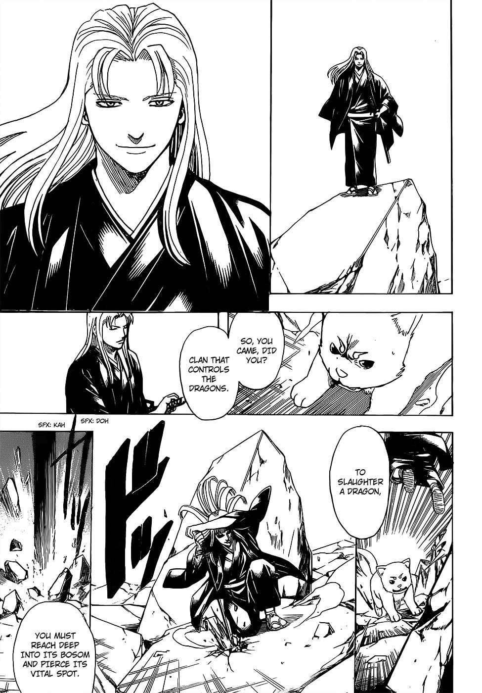 Gintama Chapter 657  Online Free Manga Read Image 8