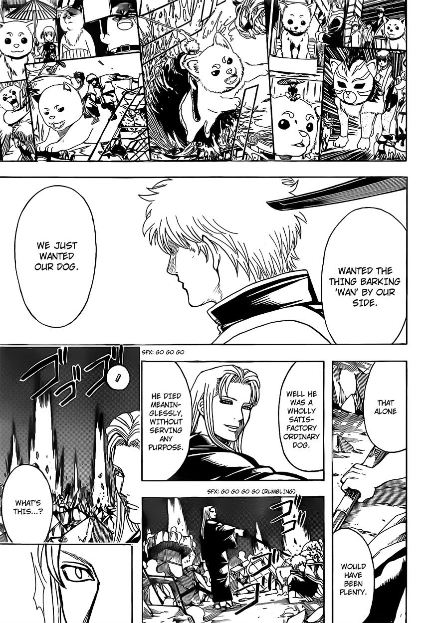 Gintama Chapter 658  Online Free Manga Read Image 17