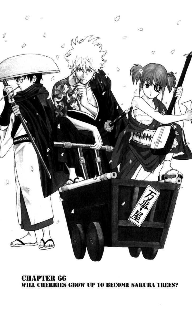 Gintama Chapter 66  Online Free Manga Read Image 2