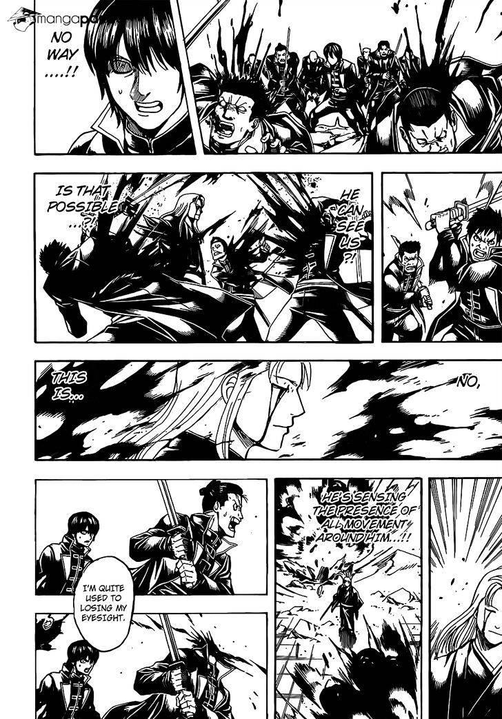 Gintama Chapter 660  Online Free Manga Read Image 12