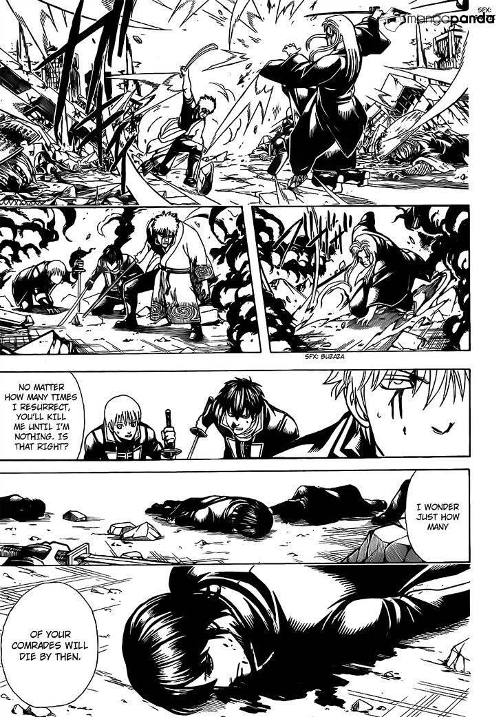 Gintama Chapter 660  Online Free Manga Read Image 17