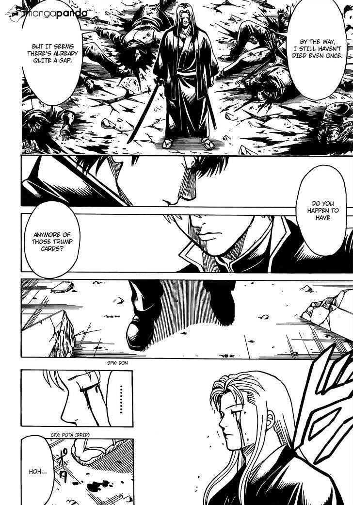Gintama Chapter 660  Online Free Manga Read Image 18