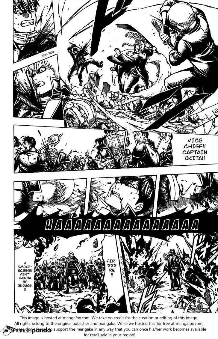 Gintama Chapter 661  Online Free Manga Read Image 10