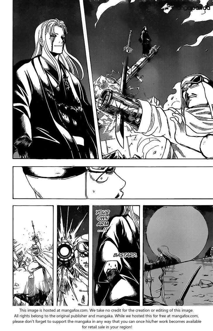 Gintama Chapter 661  Online Free Manga Read Image 18