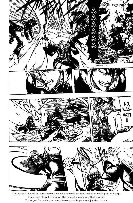 Gintama Chapter 661  Online Free Manga Read Image 8