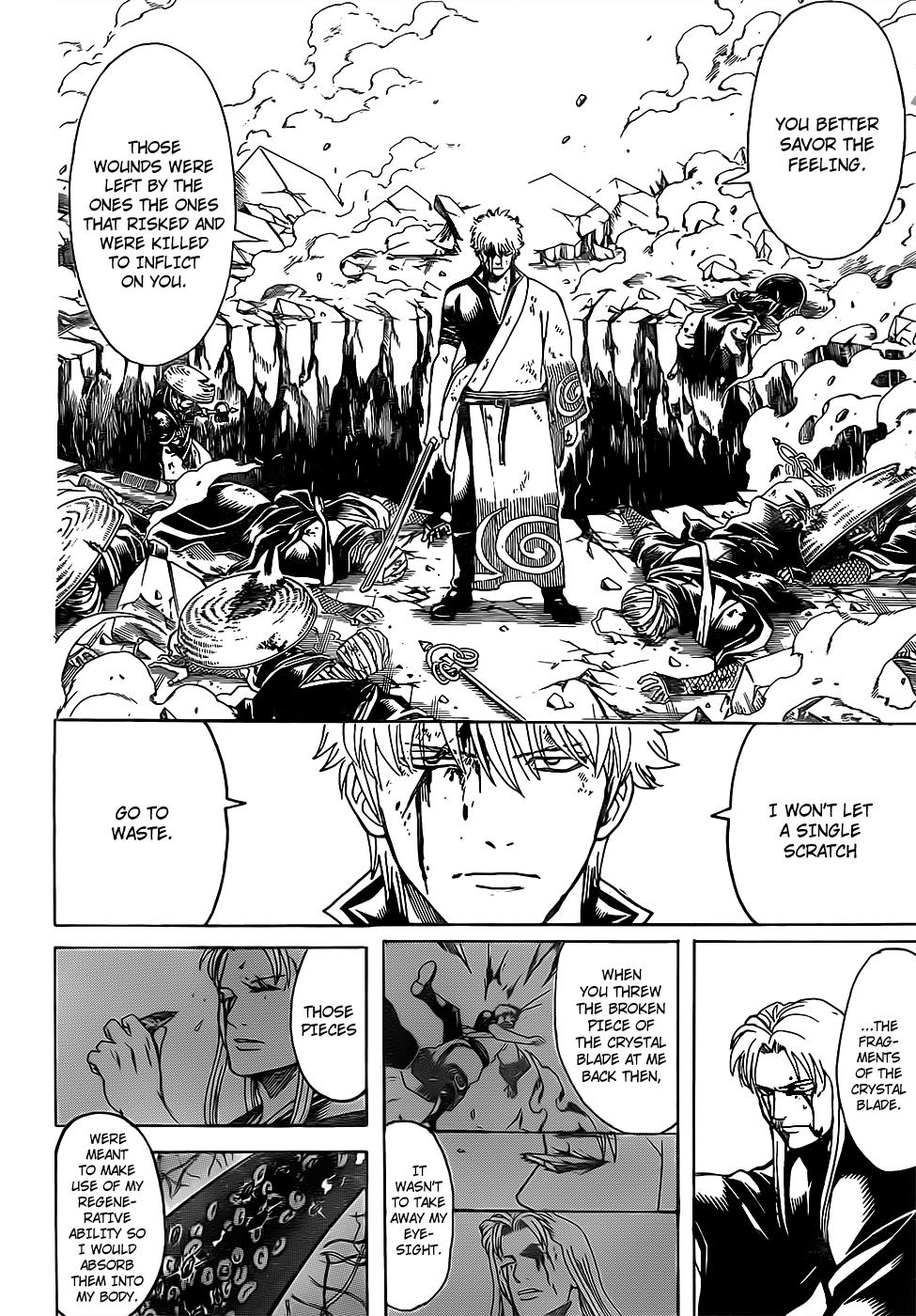 Gintama Chapter 663  Online Free Manga Read Image 18