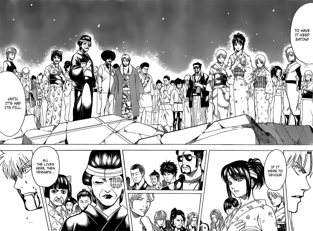 Gintama Chapter 665  Online Free Manga Read Image 16