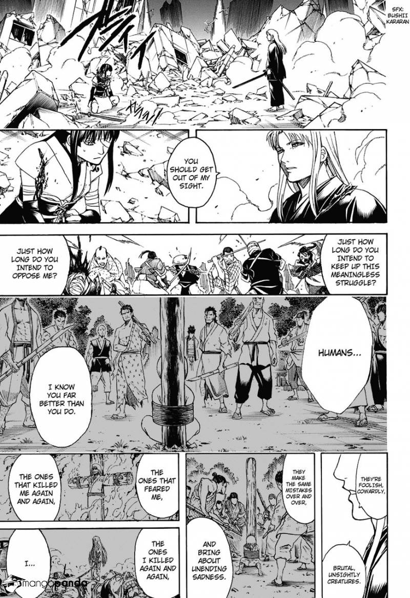 Gintama Chapter 666  Online Free Manga Read Image 11