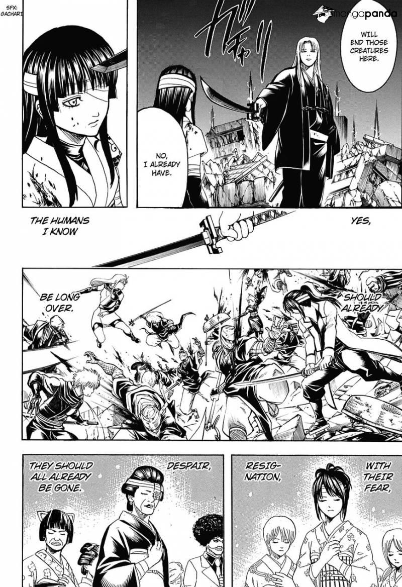 Gintama Chapter 666  Online Free Manga Read Image 12