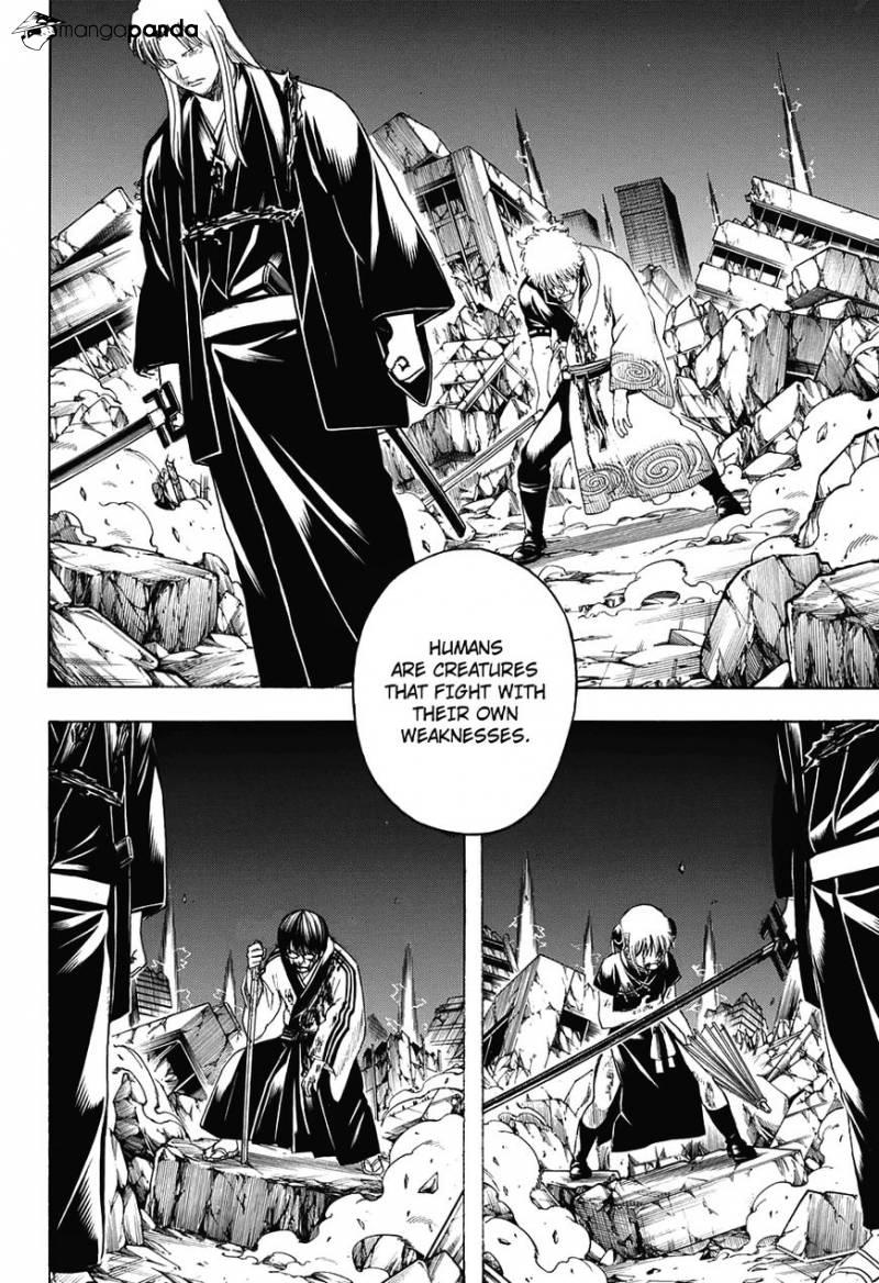 Gintama Chapter 666  Online Free Manga Read Image 14