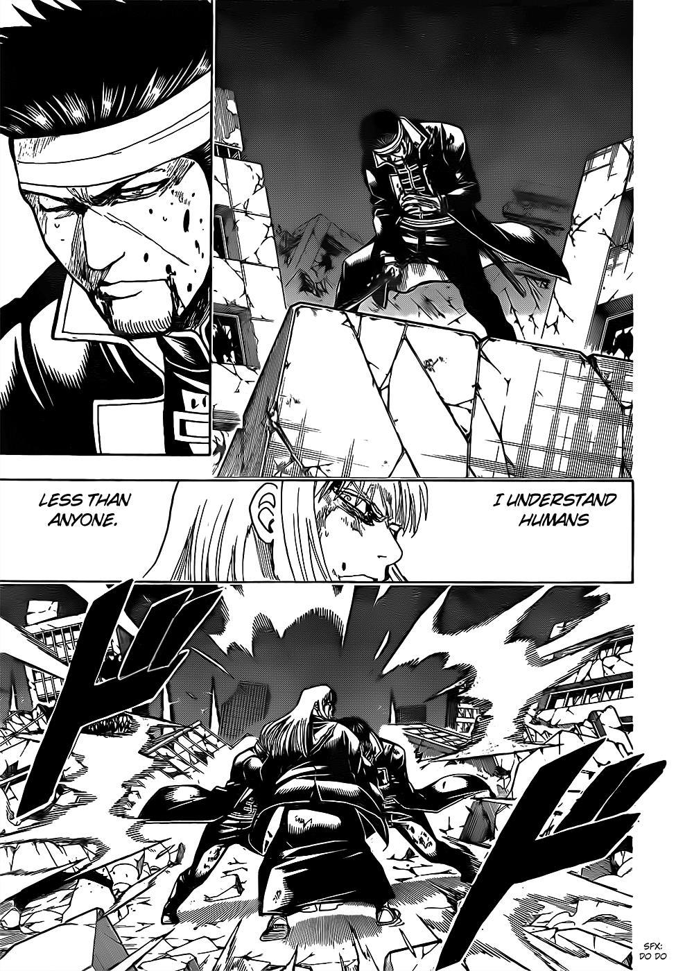 Gintama Chapter 667  Online Free Manga Read Image 13