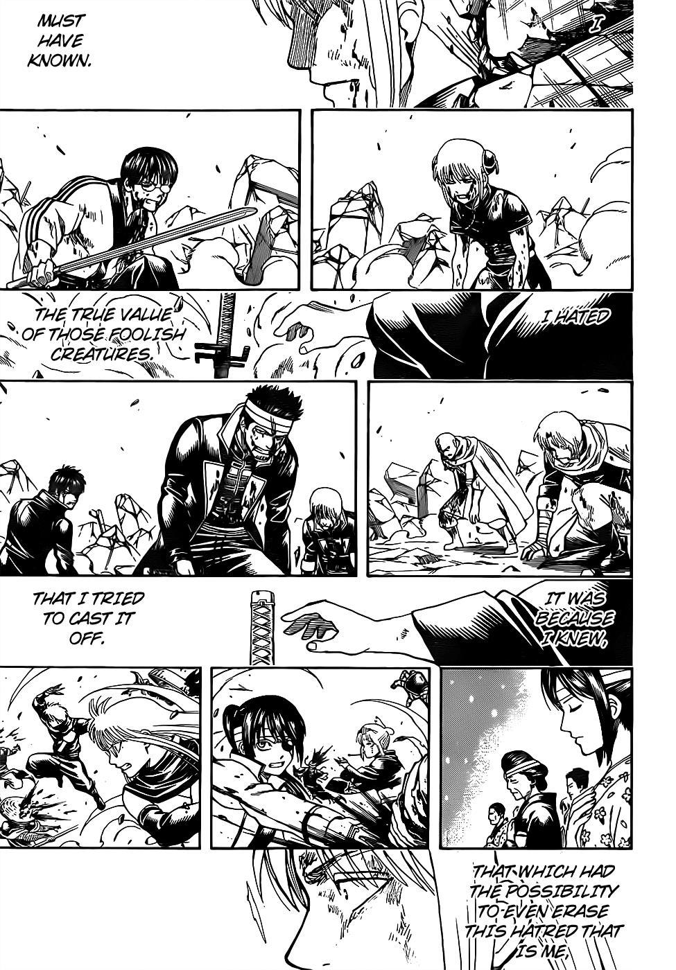 Gintama Chapter 667  Online Free Manga Read Image 17