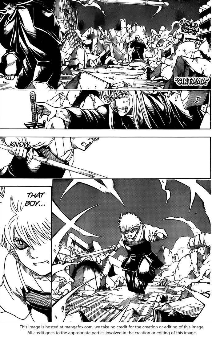 Gintama Chapter 668  Online Free Manga Read Image 1