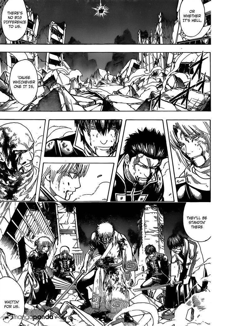 Gintama Chapter 668  Online Free Manga Read Image 13
