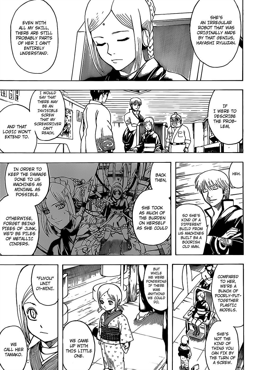 Gintama Chapter 671  Online Free Manga Read Image 5