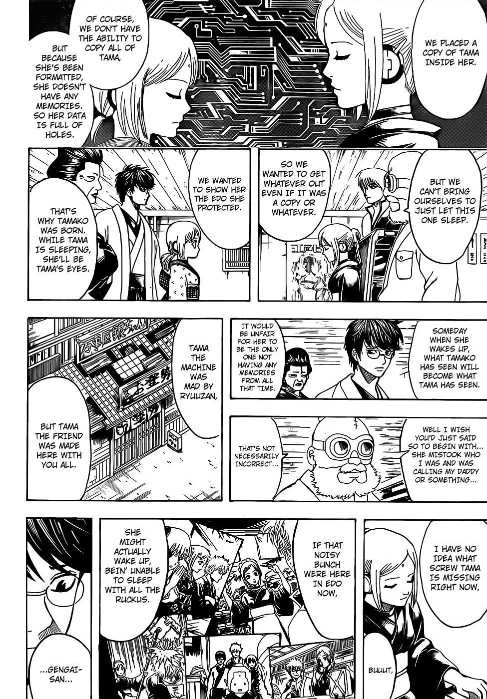 Gintama Chapter 671  Online Free Manga Read Image 6