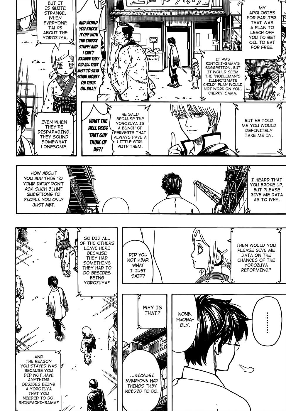 Gintama Chapter 671  Online Free Manga Read Image 8