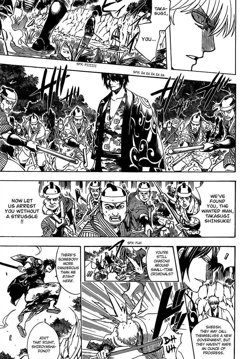 Gintama Chapter 673  Online Free Manga Read Image 11