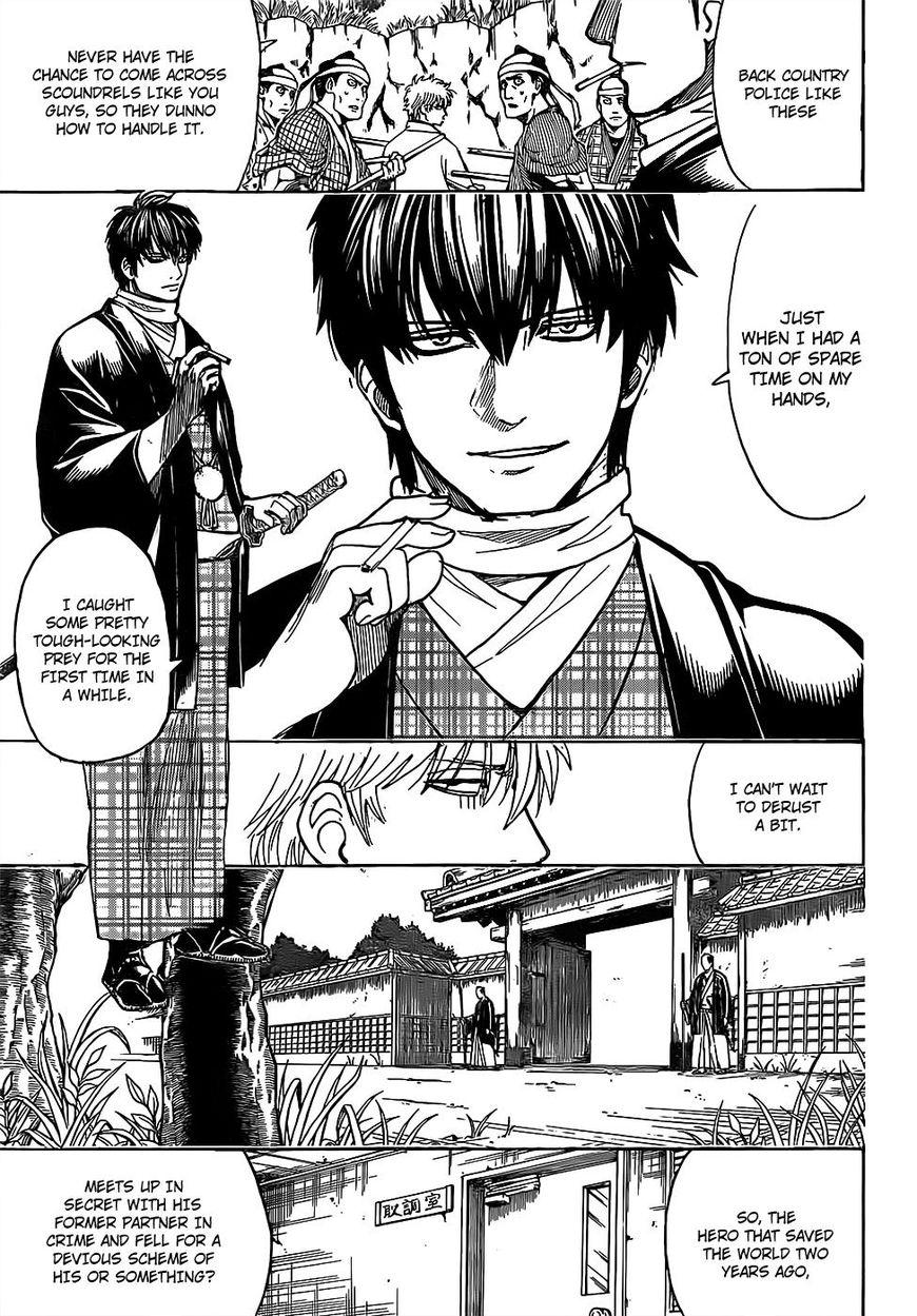 Gintama Chapter 673  Online Free Manga Read Image 13