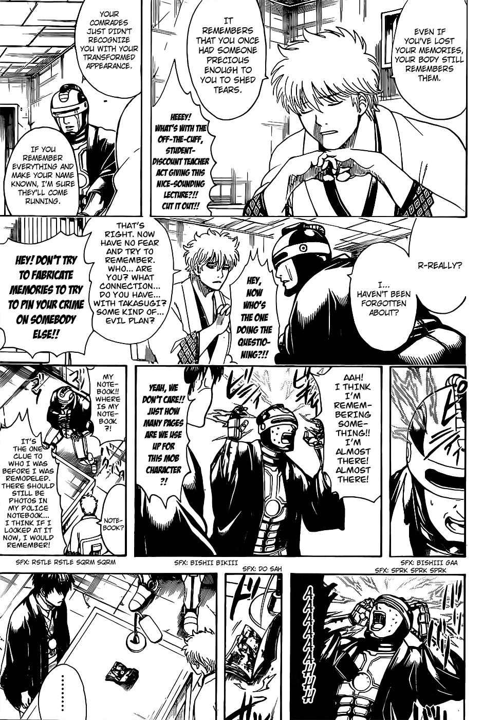 Gintama Chapter 674  Online Free Manga Read Image 11