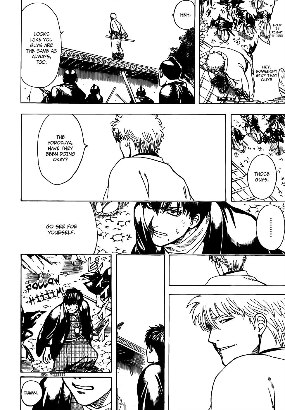 Gintama Chapter 674  Online Free Manga Read Image 14