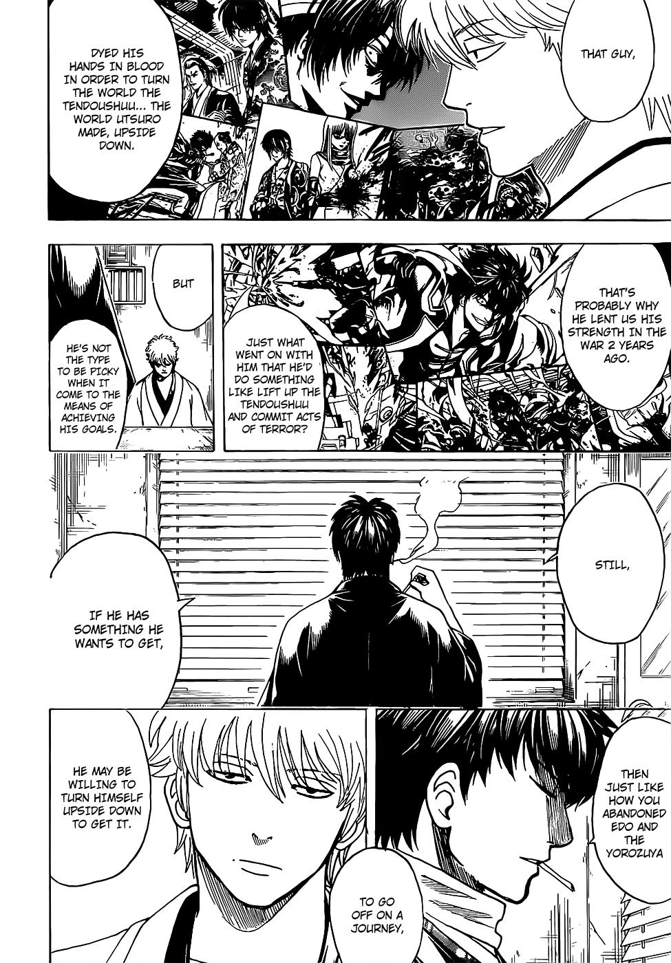 Gintama Chapter 674  Online Free Manga Read Image 6