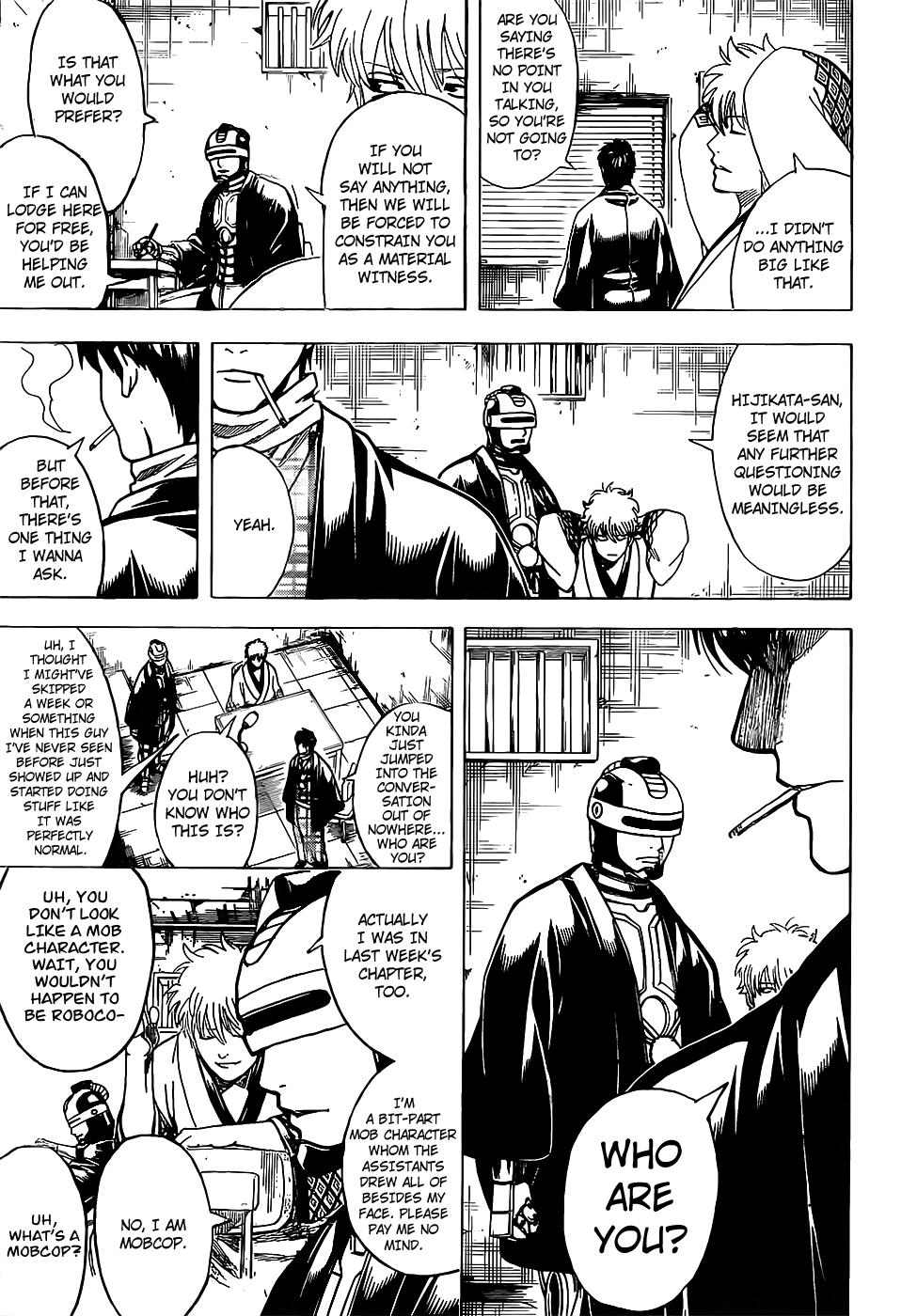 Gintama Chapter 674  Online Free Manga Read Image 7