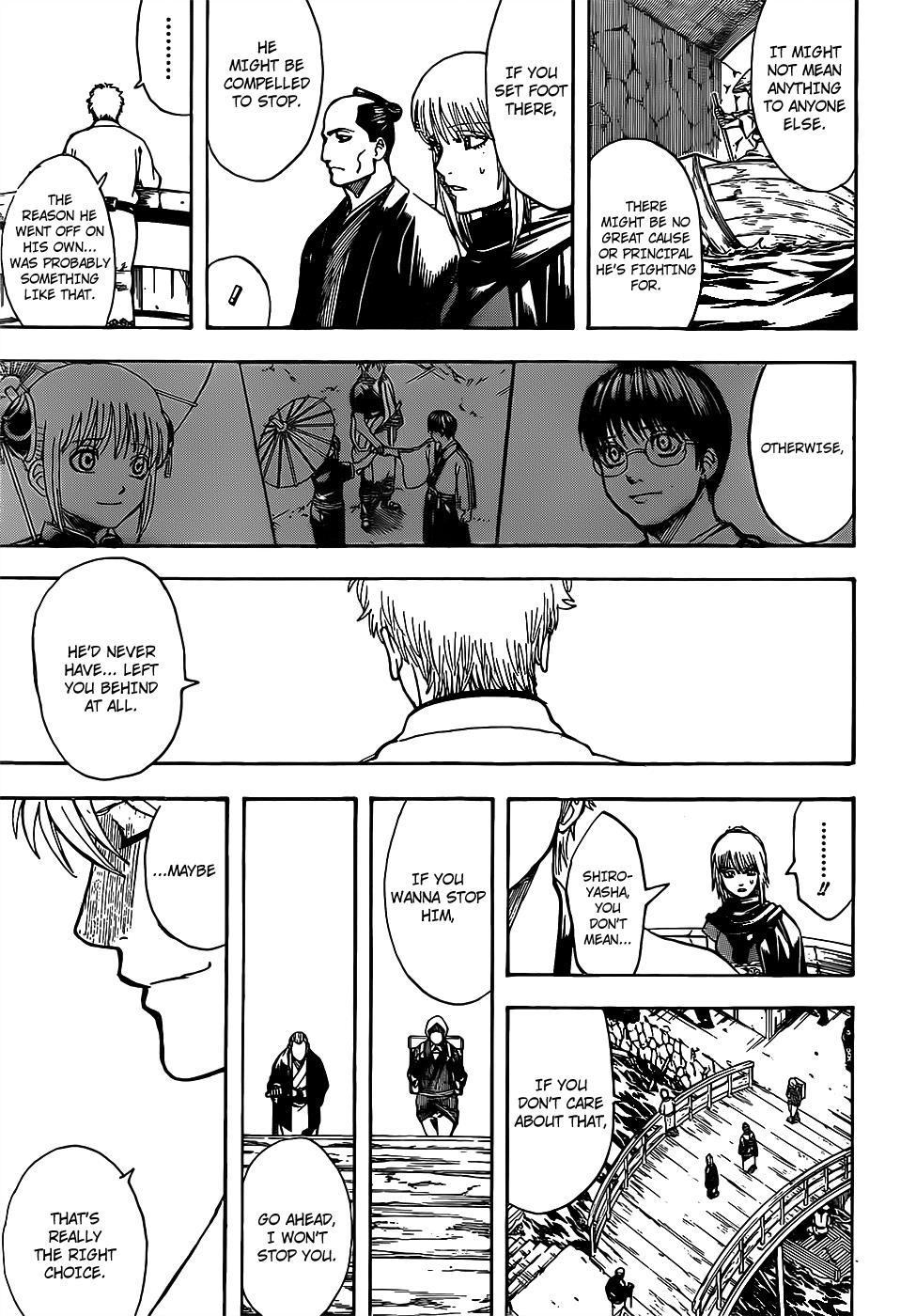 Gintama Chapter 675  Online Free Manga Read Image 17
