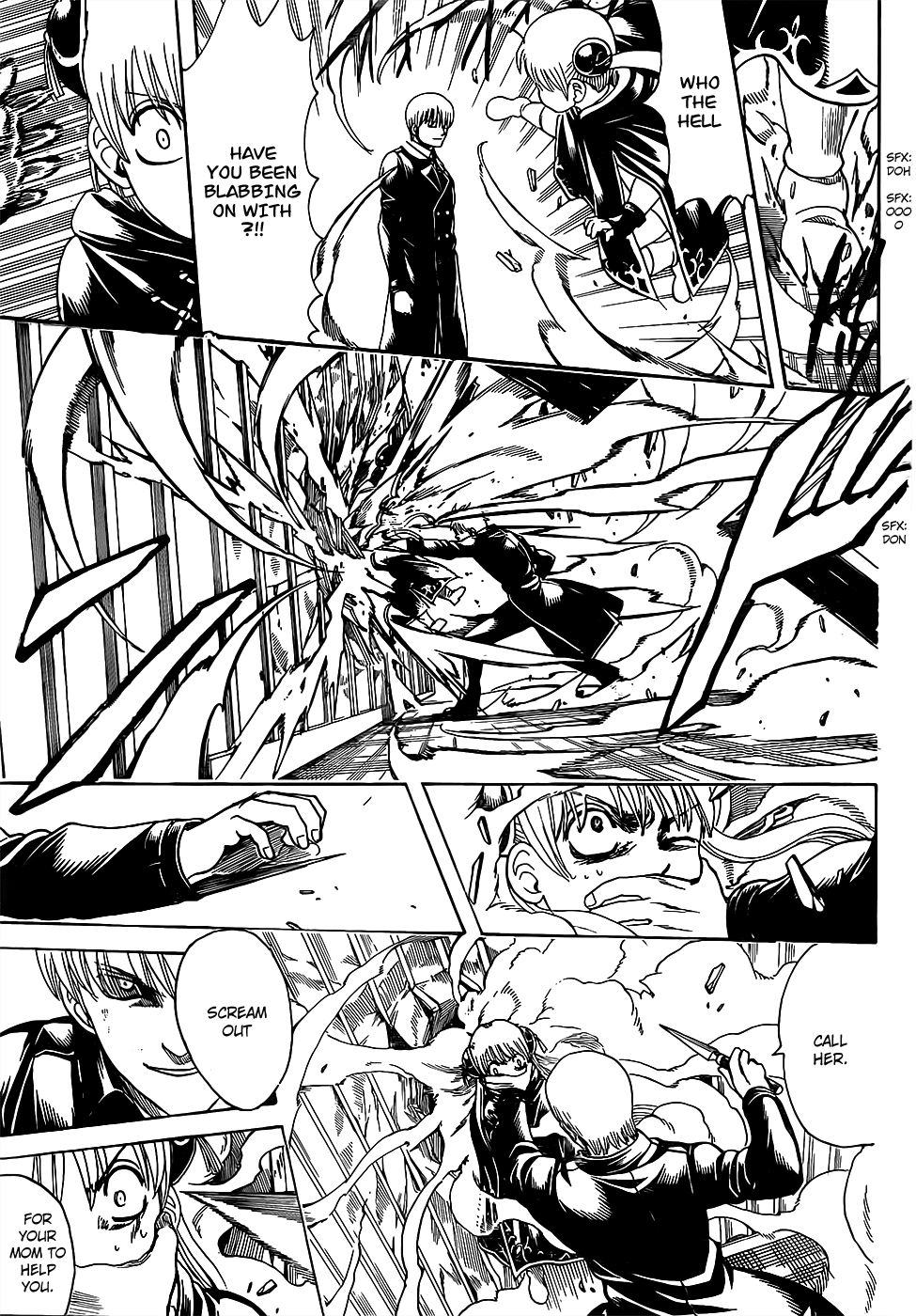 Gintama Chapter 676  Online Free Manga Read Image 15