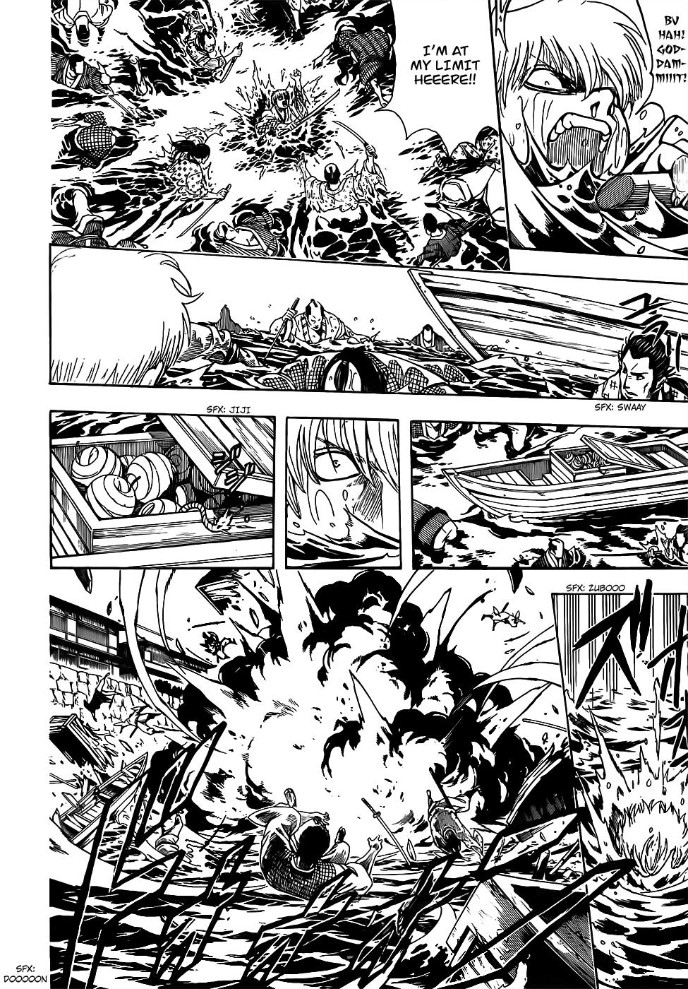 Gintama Chapter 676  Online Free Manga Read Image 8