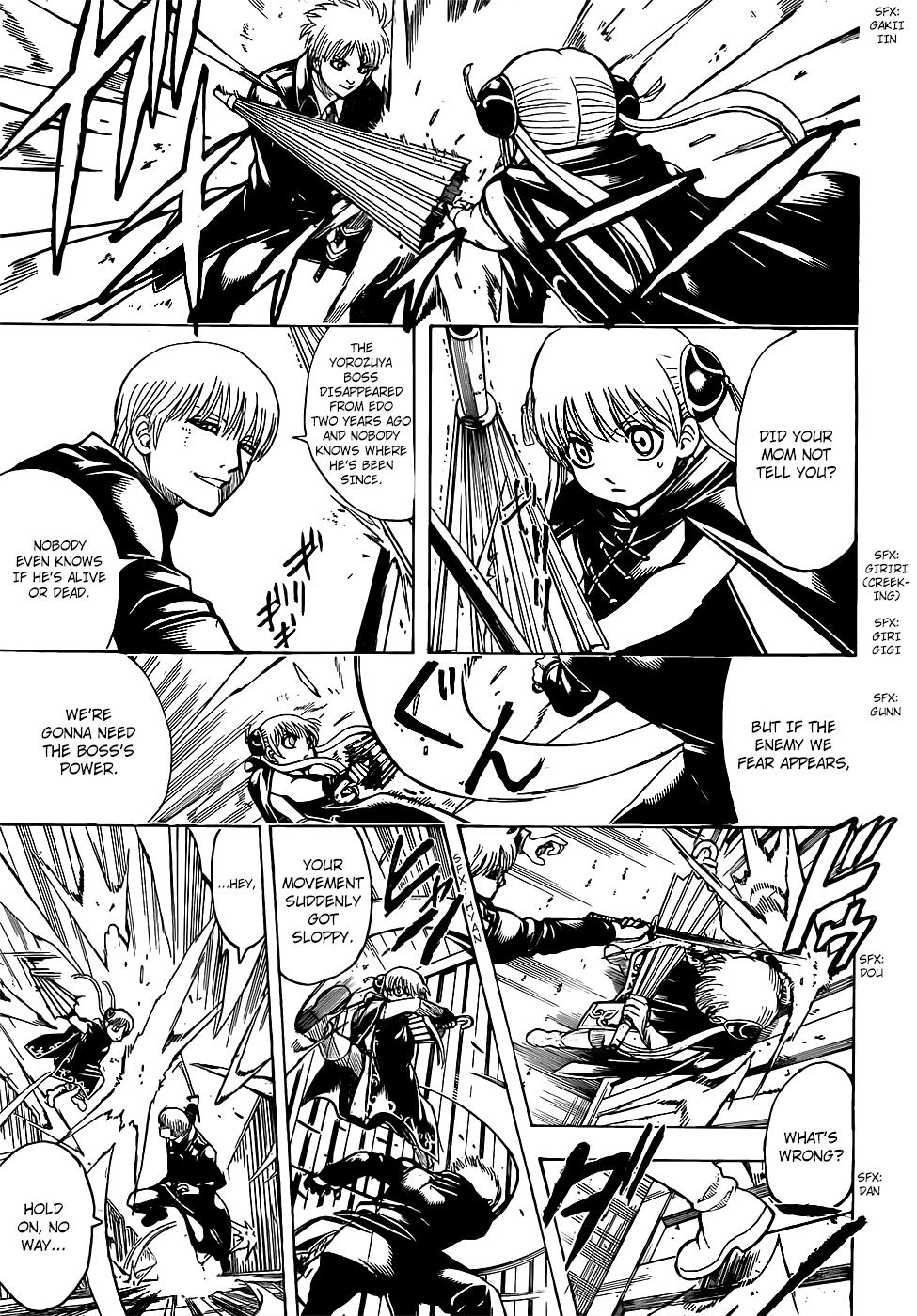 Gintama Chapter 676  Online Free Manga Read Image 9