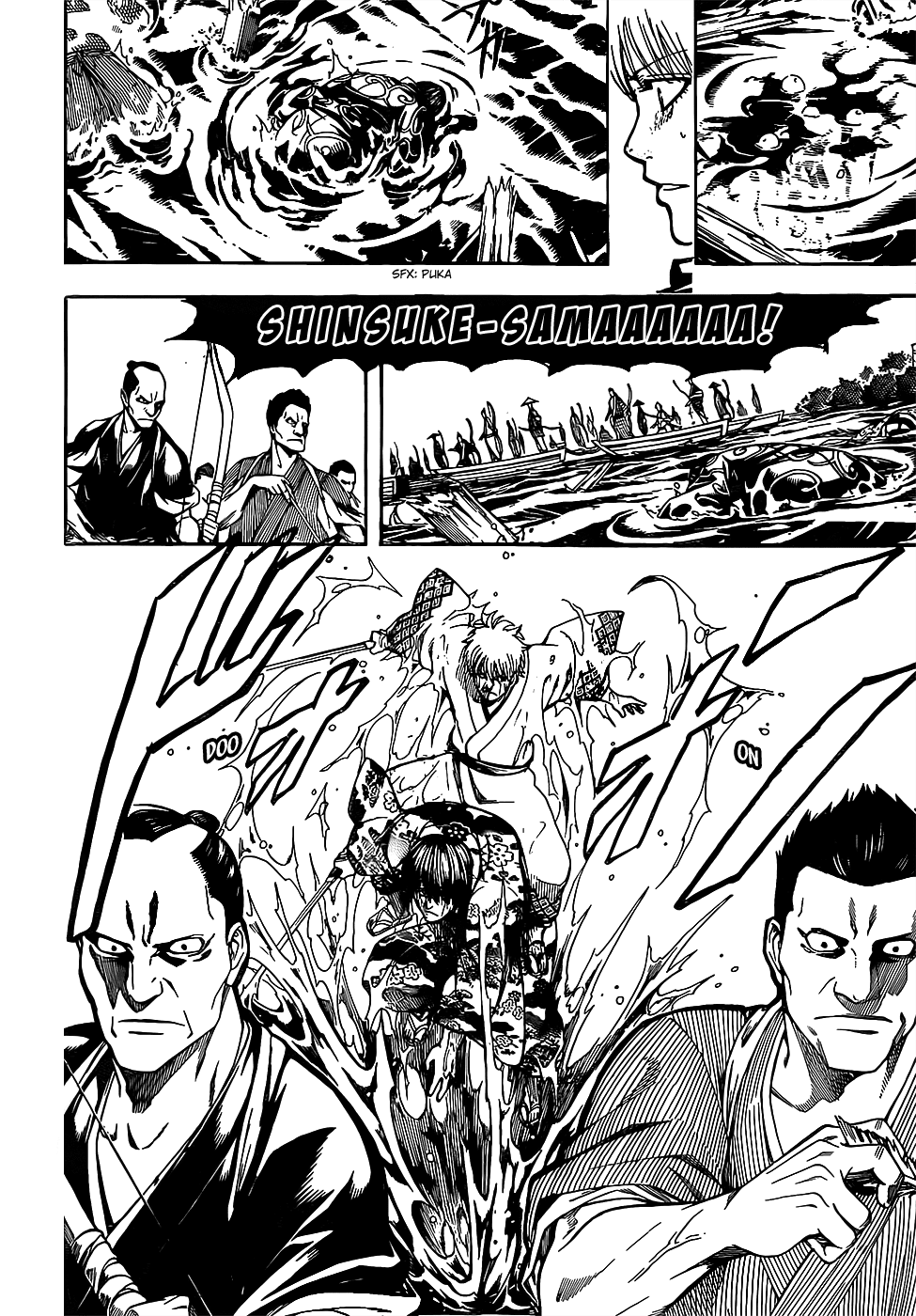 Gintama Chapter 677  Online Free Manga Read Image 18
