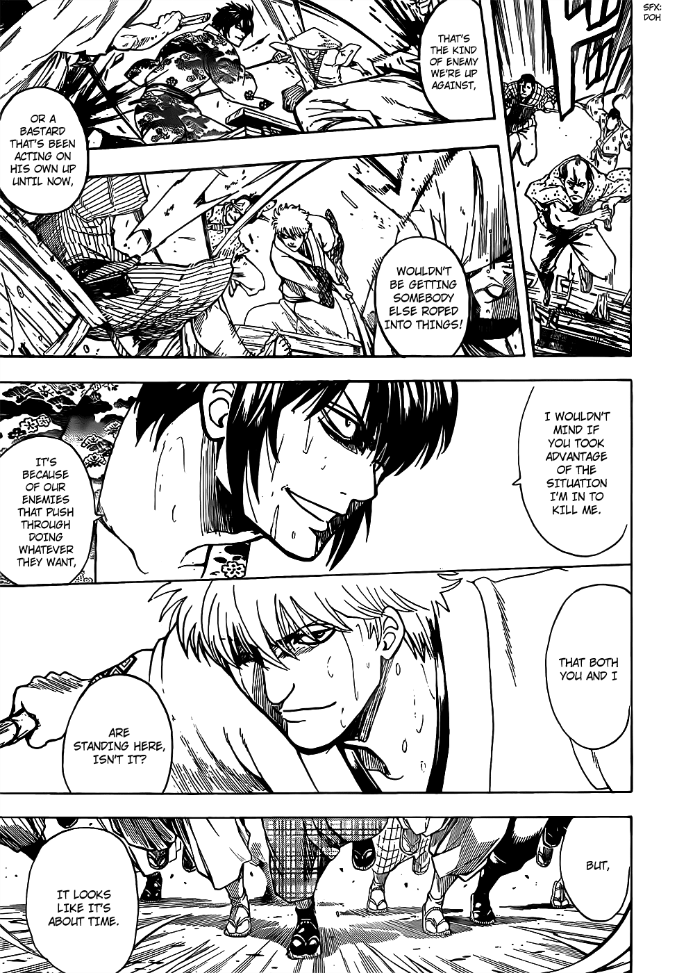 Gintama Chapter 678  Online Free Manga Read Image 5
