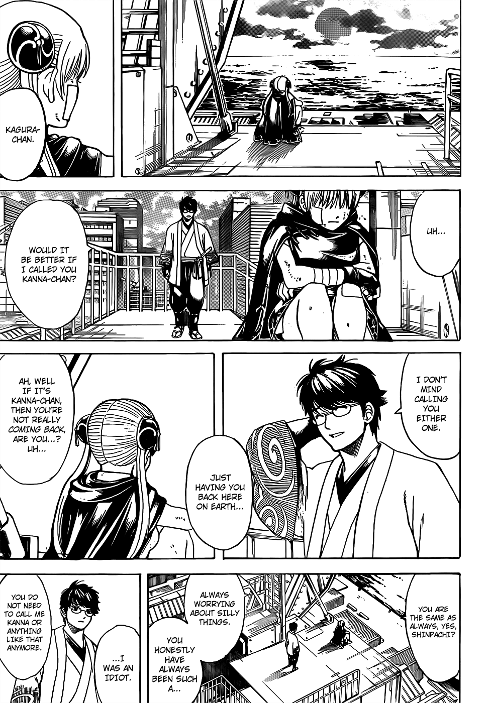 Gintama Chapter 678  Online Free Manga Read Image 9