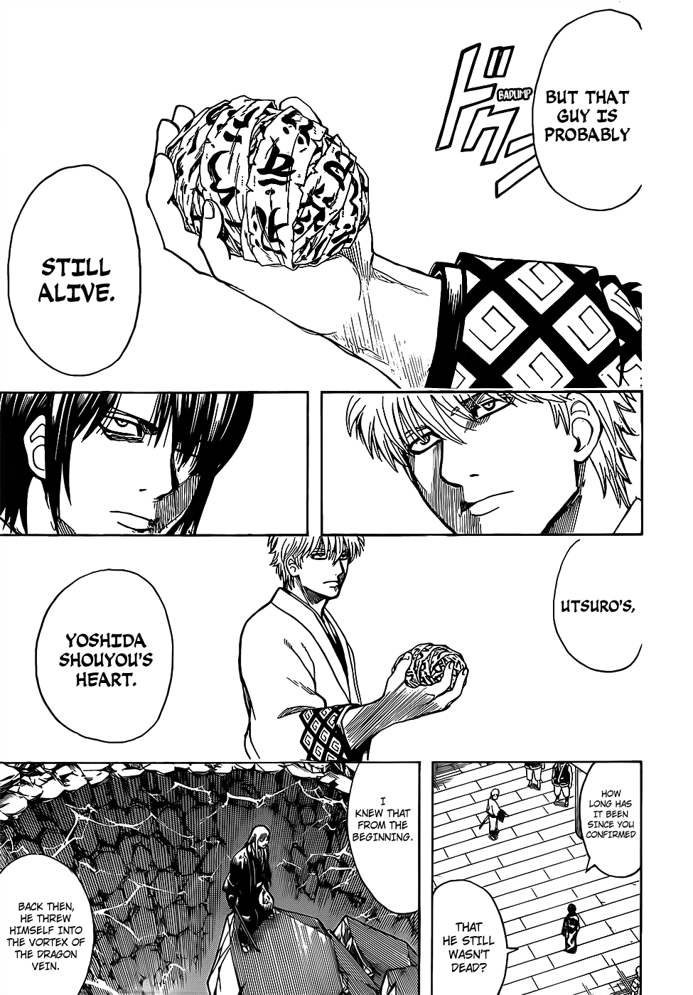 Gintama Chapter 679  Online Free Manga Read Image 7