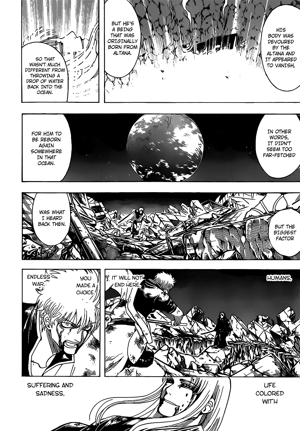 Gintama Chapter 679  Online Free Manga Read Image 8