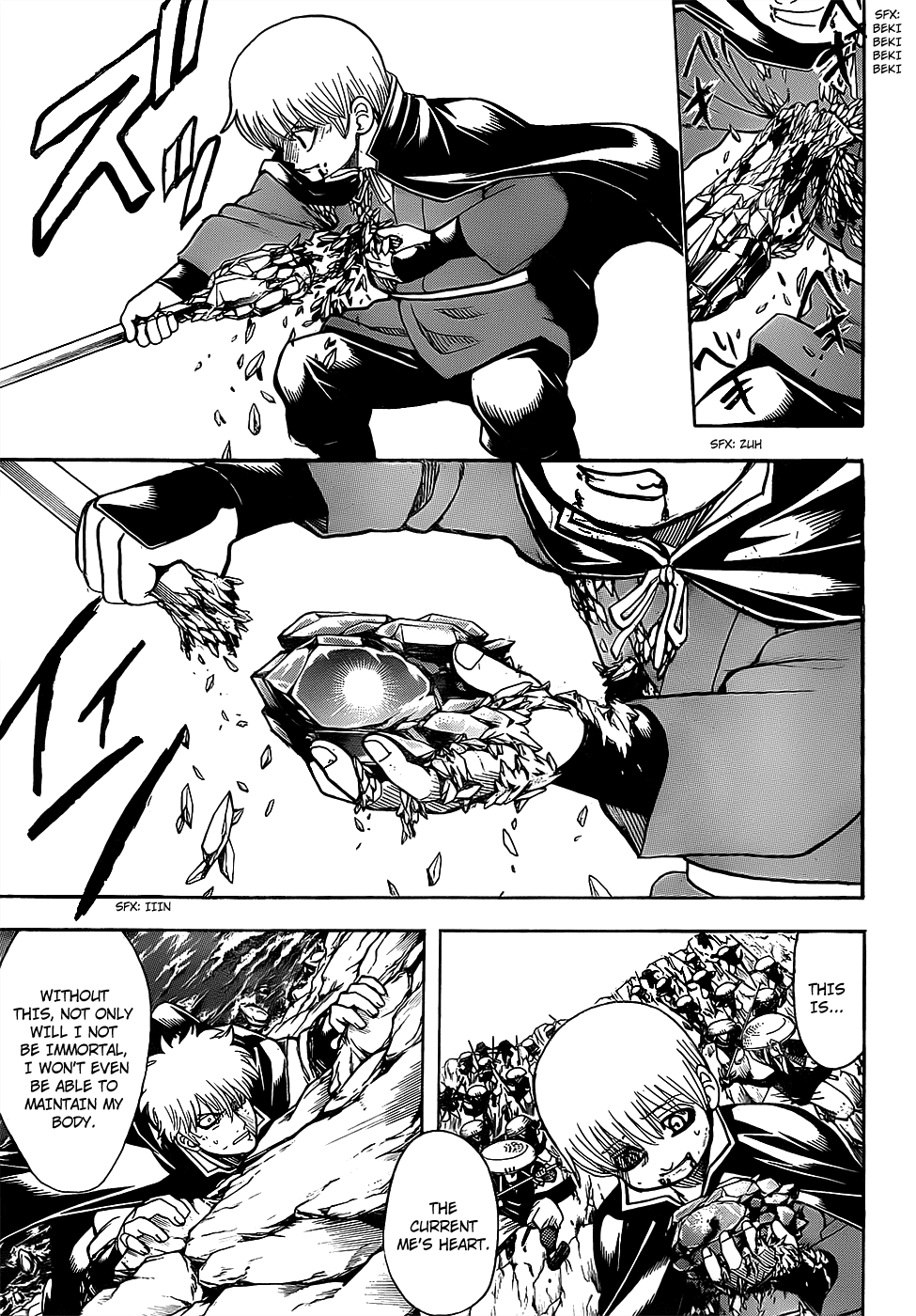 Gintama Chapter 680  Online Free Manga Read Image 11