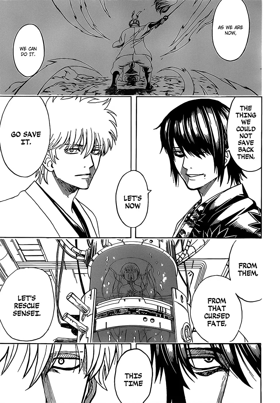 Gintama Chapter 682  Online Free Manga Read Image 11