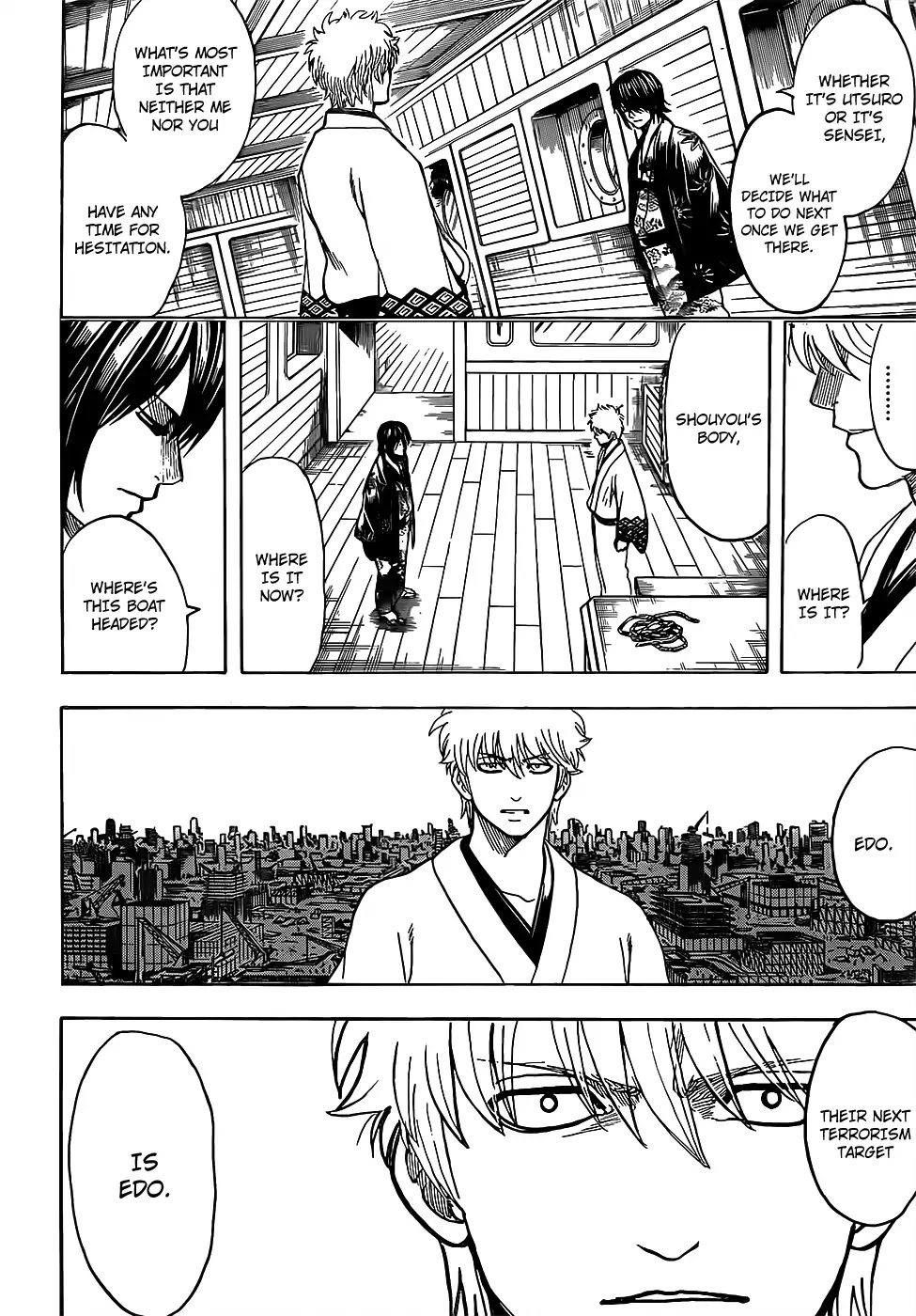 Gintama Chapter 682  Online Free Manga Read Image 12