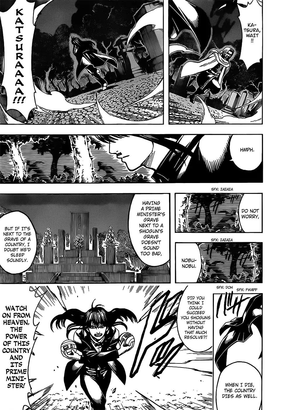 Gintama Chapter 682  Online Free Manga Read Image 15