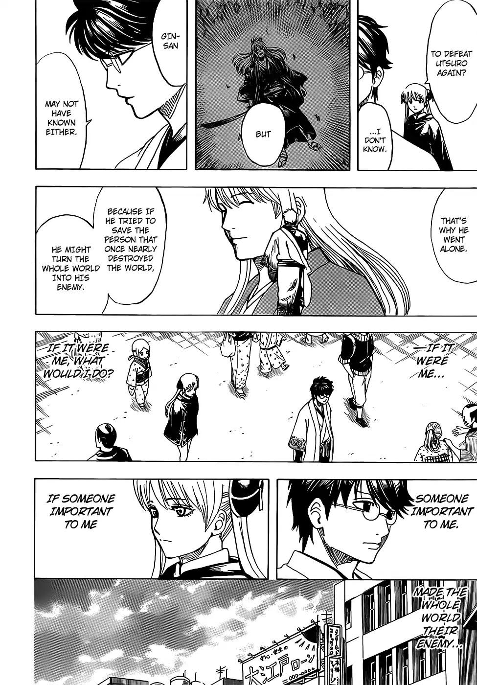 Gintama Chapter 682  Online Free Manga Read Image 18