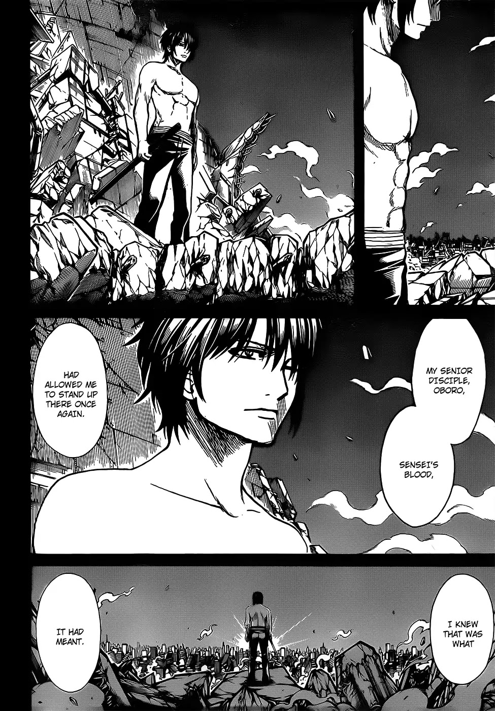 Gintama Chapter 682  Online Free Manga Read Image 4