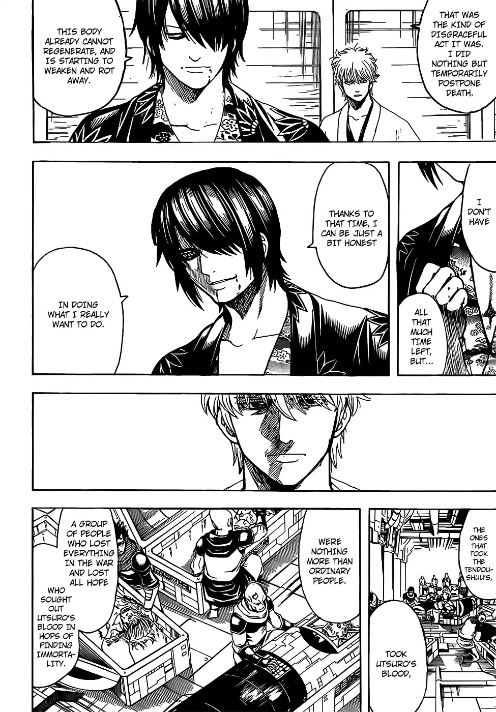 Gintama Chapter 682  Online Free Manga Read Image 6