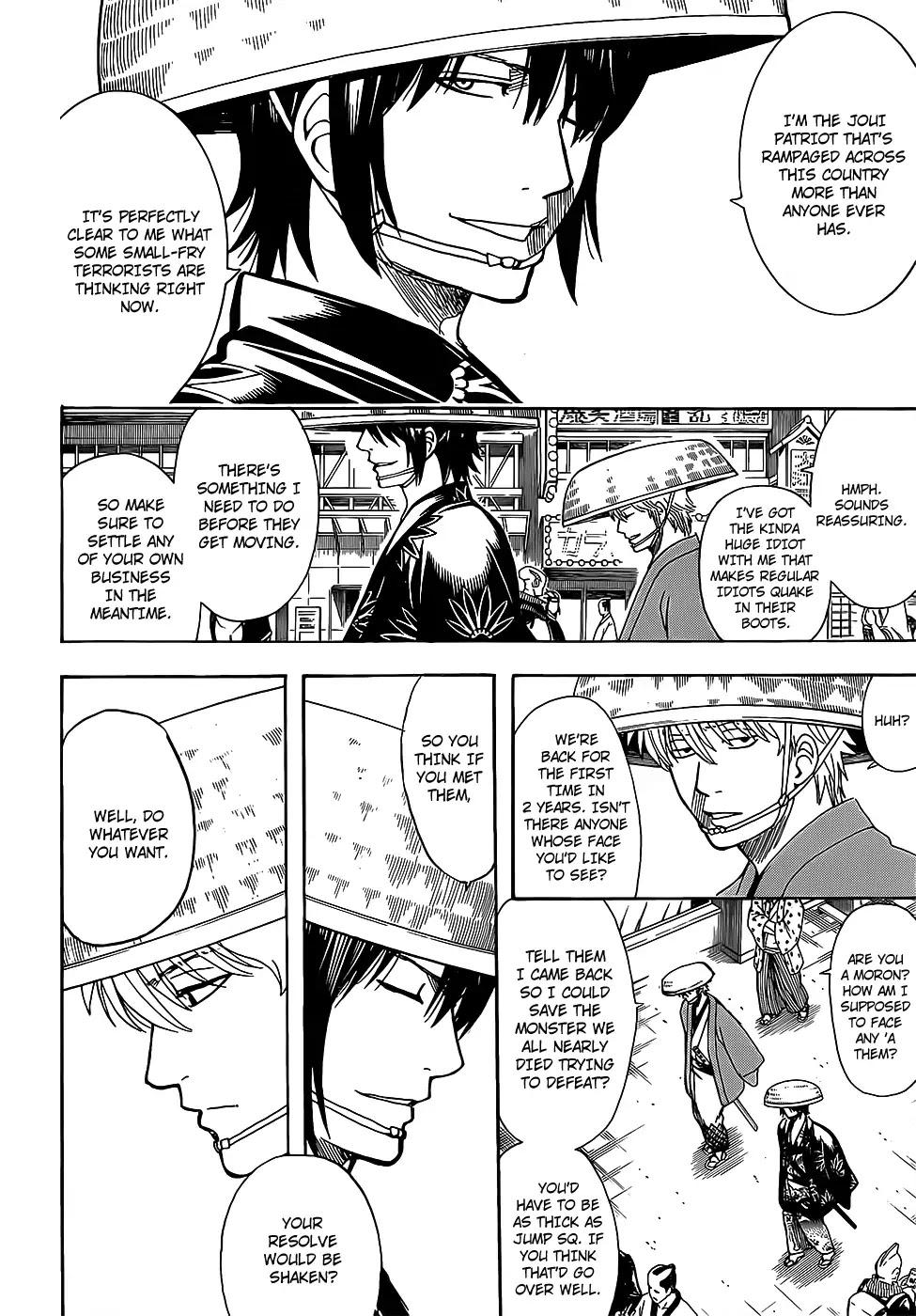 Gintama Chapter 683  Online Free Manga Read Image 12