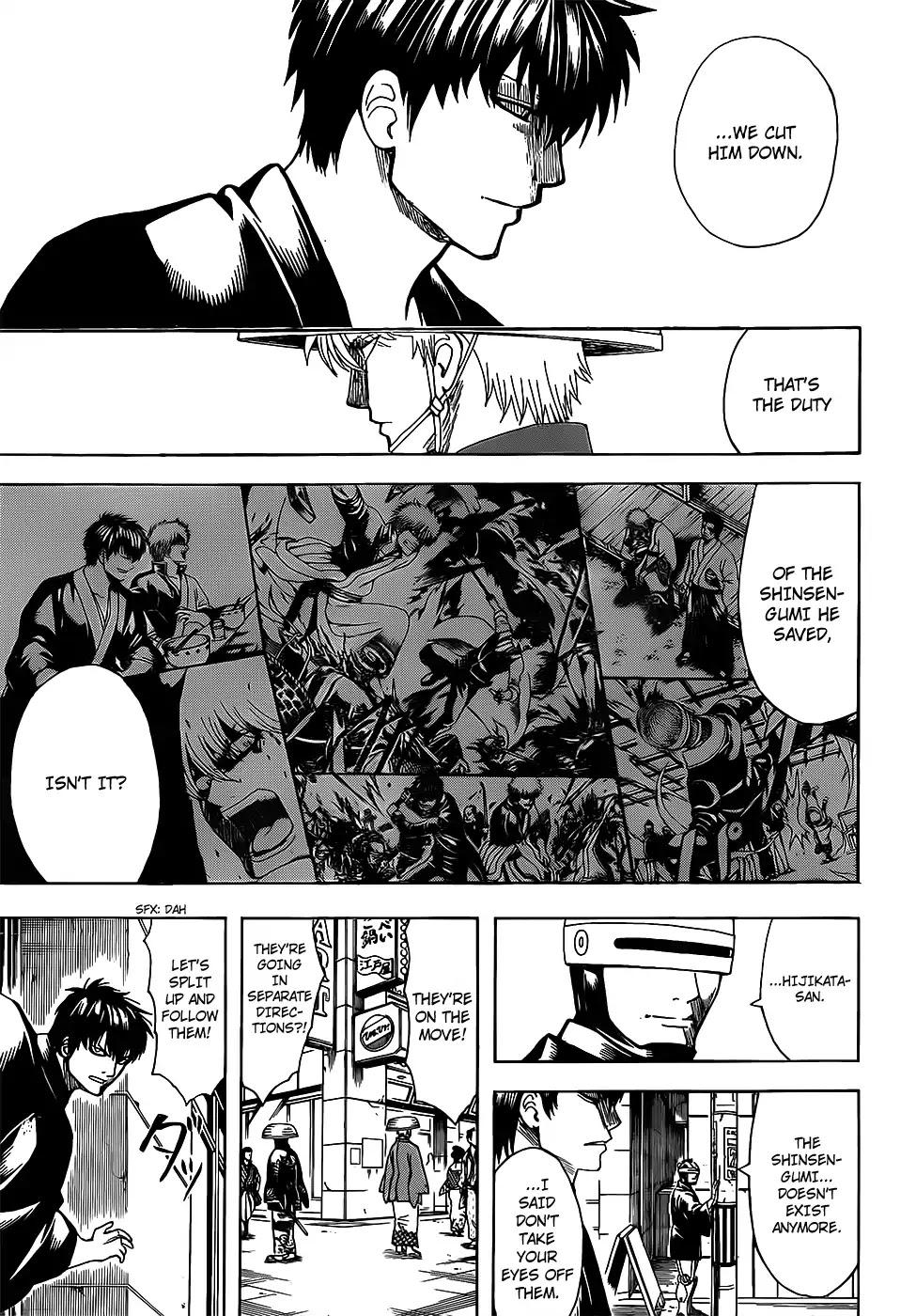 Gintama Chapter 683  Online Free Manga Read Image 15
