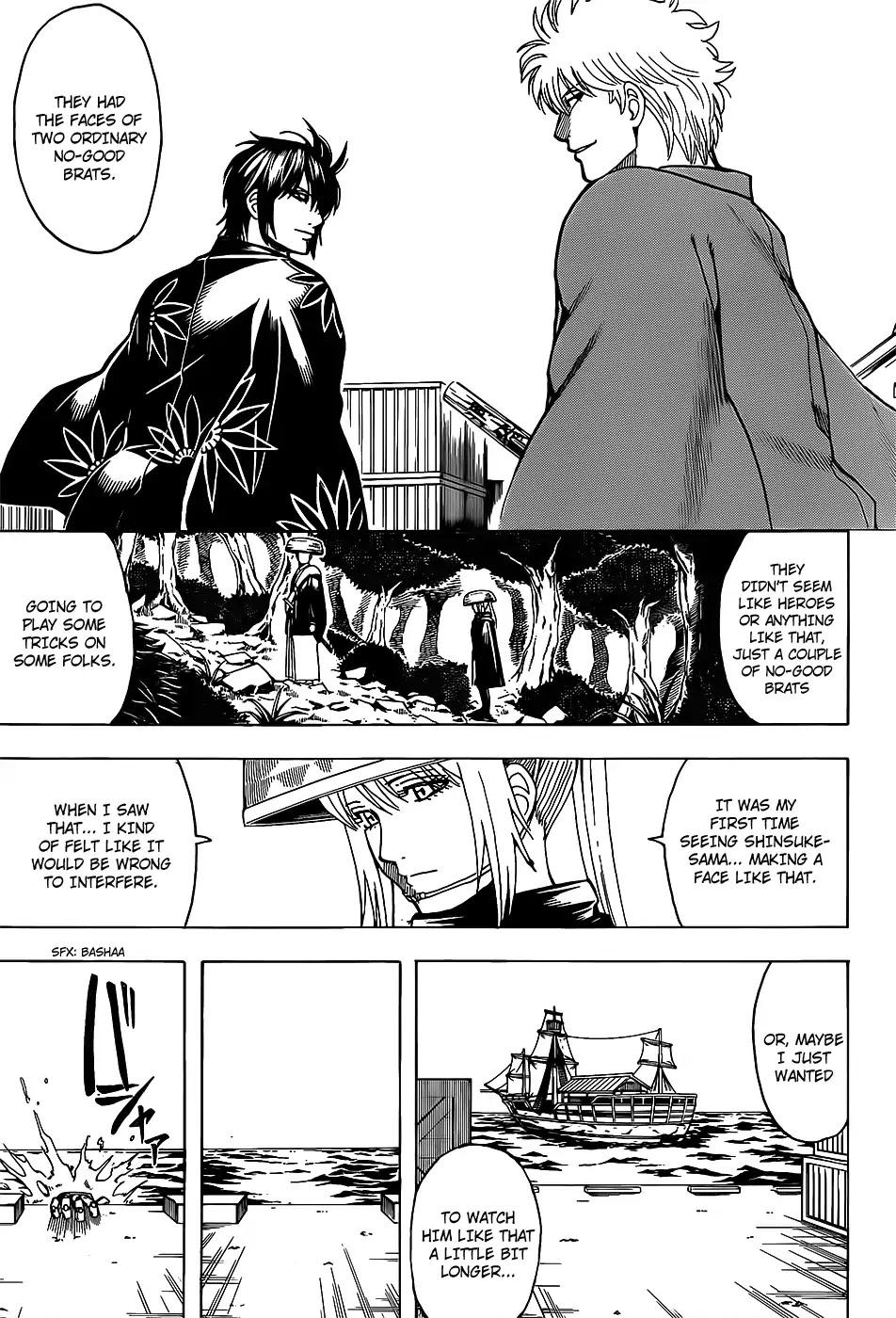 Gintama Chapter 683  Online Free Manga Read Image 3