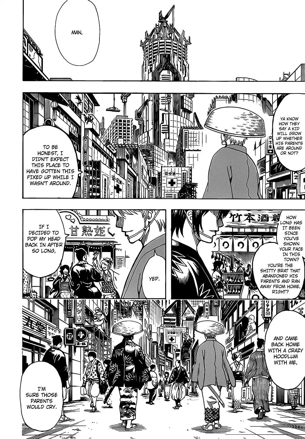 Gintama Chapter 683  Online Free Manga Read Image 4