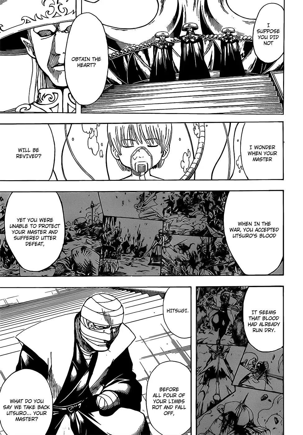 Gintama Chapter 683  Online Free Manga Read Image 7